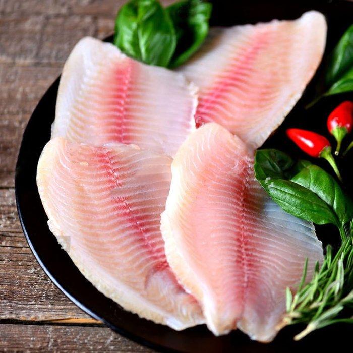 ㊣盅龐水產◇鯛魚片L◇170g±10%/片◇零售$58元/片 鯛魚 火鍋 歡迎團購
