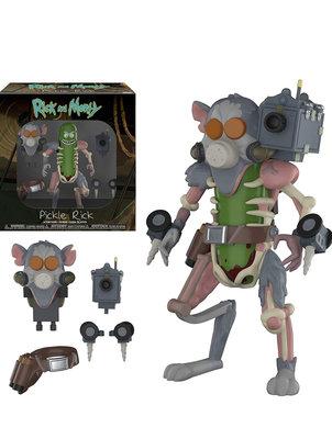 *中東代購*Funko pop 公仔 29783 Action Figure Rick & Morty Pickle, Multicolor (特定買家下標區)