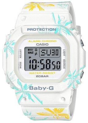 日本正版 CASIO 卡西歐 Baby-G 女錶 女用 手錶 日本代購