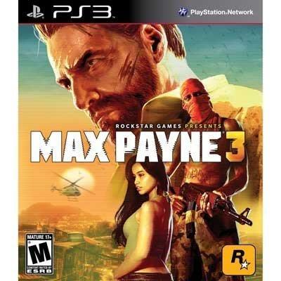 【飛鴻 】PS3 江湖本色3 馬克斯潘恩 Max Payne 3 英文版 ( )『光華商場 』