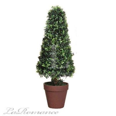 【Creative Home】Natural Elements 自然風情系列聖誕樹造型綠色小盆栽擺飾