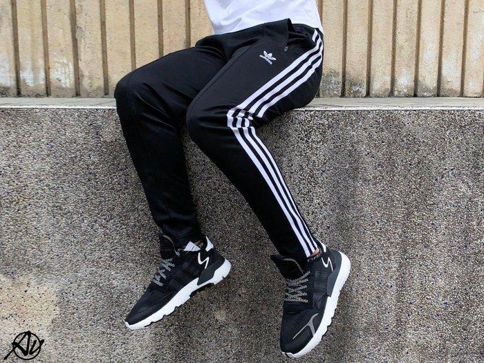 Avant潮流精品-【 Adidas Nite Jogger 黑白 反光 老爹鞋 男款】EE6254
