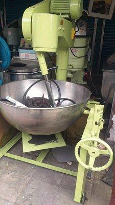 炒食機~2尺8炒鍋、22OV、附加配件、1'5馬力