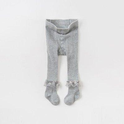 雨晴嚴選 秋季新品女童連腳褲襪 寶寶打底褲襪YQ565