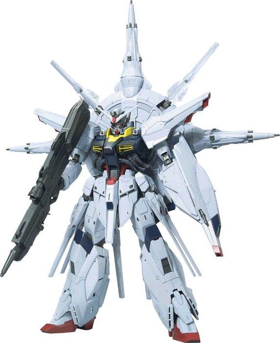 萬代模型 MG 1/100 天帝高達 G.U.N.D.A.M EDITION