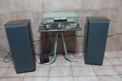 英國  B&W  DM320N  8吋3 音路喇叭