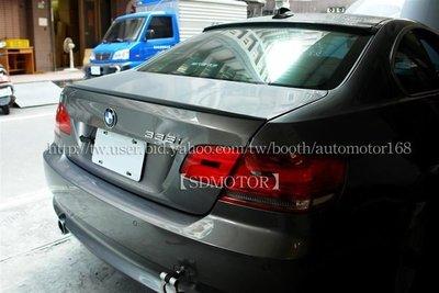 【SD 祥登汽車】REAR SPOILER 空力套件 尾翼 後擾流 ABS - 寶馬 BMW E92 335 320 3系列 M3 百分百密合