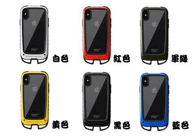 --庫米--ROOT CO. iPhone Xs/XR/XsMa Gravity Hold 雙掛勾軍規防摔-現貨+預購