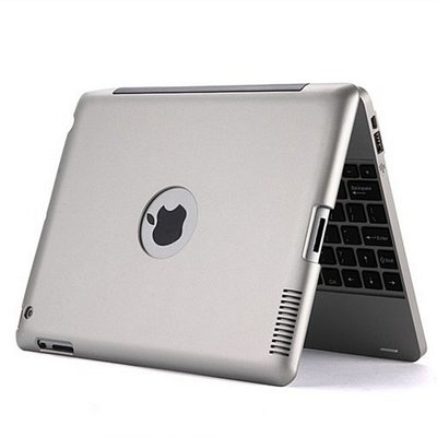 蘋果ipad4藍芽鍵盤 ipad2保護套帶鍵盤 平板電腦3保護殼超薄