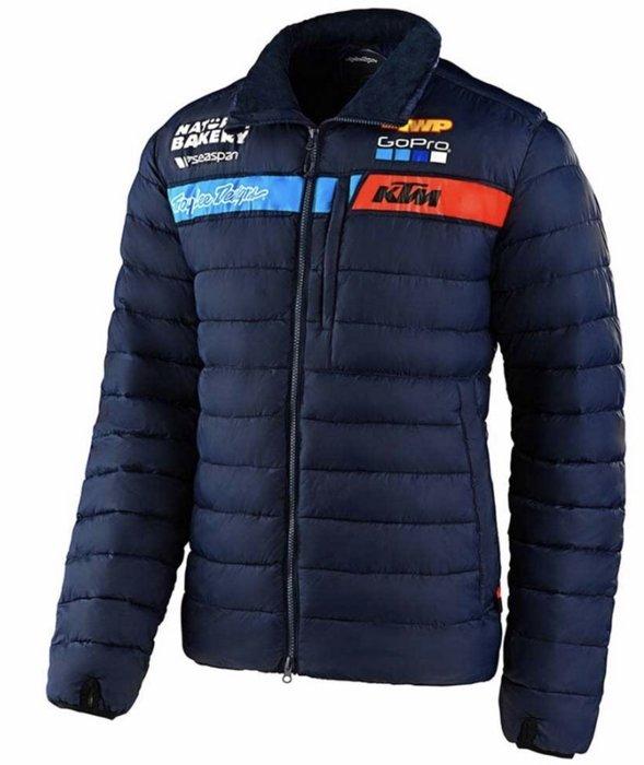KTM TLD 2020車隊防寒外套