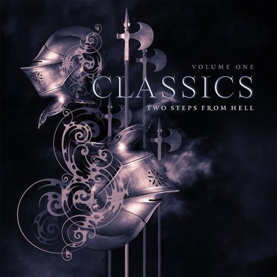 正版CD預告片配樂《地獄邊緣 差兩步下地獄》/Two Steps from Hell Classics 1  全新未拆