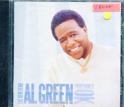 *還有唱片行* THE REVEREND AL GREEN / EVERYTHING'S OK 二手 Y5022