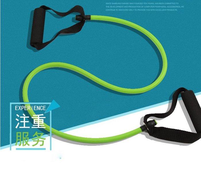 衣萊時尚-拉力繩健身男力量訓練帶拉力器擴胸器健身運動器材家用女彈力繩帶
