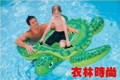 [休閒時尚] INTEX 大海龜 191cm x 170cm (附修補貼) 56524