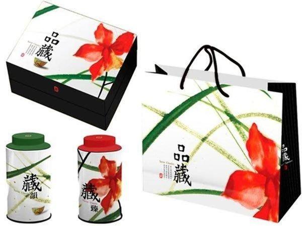 【中清】茶葉批發量販~茶葉禮盒組【梨山翠峰高山茶】~伴手禮.品藏甄禮~