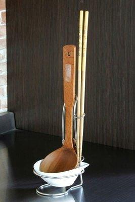 *套餐組合*新世代免鑽孔貼掛不鏽鋼旋轉抹布桿+公筷母匙架(湯匙架),優質划算