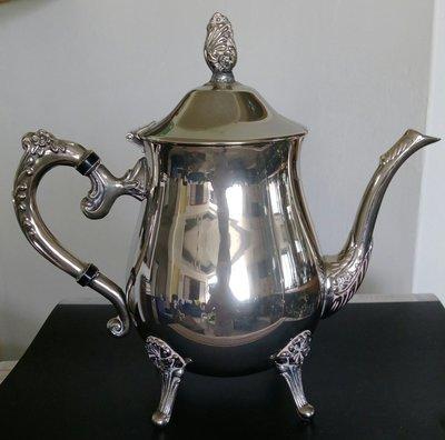 61 英國鍍銀茶壺 Silver-Plate Princess Tea Server