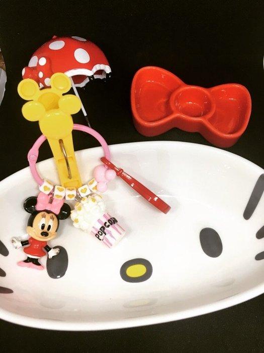 小花手作、「娃娃公仔區」迪士尼米妮客製DIY手工可愛限量鐵環鑰匙圈吊飾