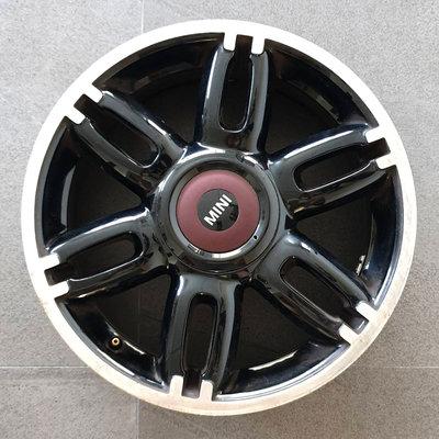 """經典 MINI R55 Clubman Cooper S 50年特仕版 原廠17""""鋁圈"""