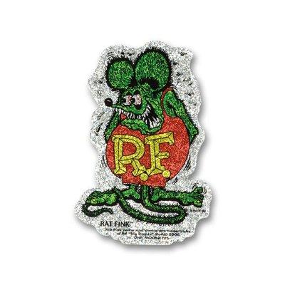 (I LOVE樂多)原版經典款RAT FINK RF老鼠芬克 金蔥貼紙mooneyes