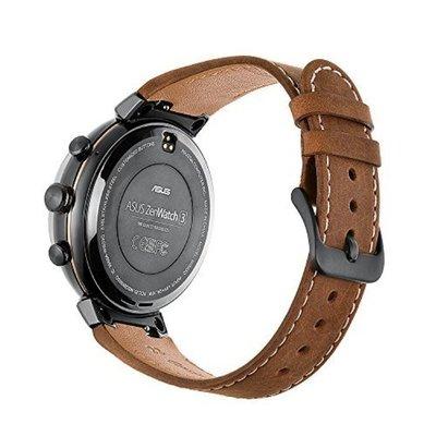 KINGCASE (現貨) 華碩 Asus ZenWatch3  真皮錶帶錶帶錶鏈