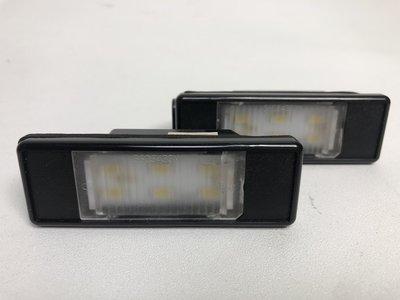 【SD祥登汽車】For JUMPY COMBI GLAZED VAN SWB H1 TYPE 12 台灣製LED牌照燈
