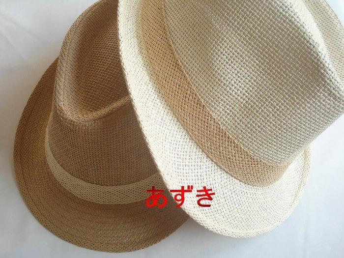 夏季.豔陽-編織 紳士帽系列-基本款區 特價168