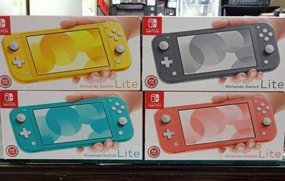 任天堂Nintendo NS 任天堂 Switch Lite 主機  灰色 特仕機 台灣公司貨 現貨 全新品