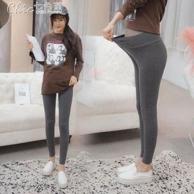 孕婦裝 孕婦打底褲春季托腹長褲低腰孕婦春裝孕婦褲子純棉