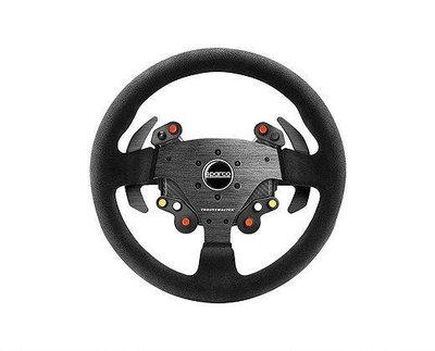 [米特3C數位 岡山實體店面]Thrustmaster Rally Wheel Add On Sparco R383