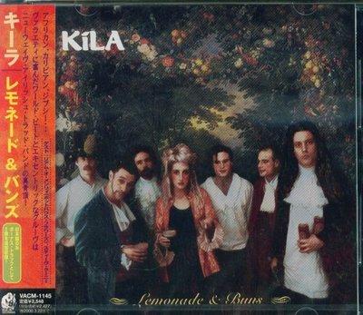 K - Kila - Lemonade & Buns - 日版 +2BONUS - NEW
