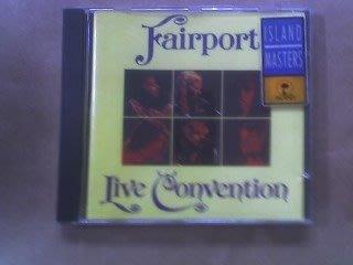 (下標即結標)(絕版)Fairport Convention-Live Convention(英國早期版)