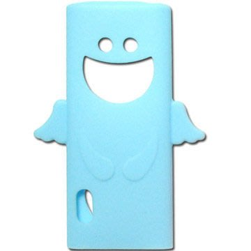 《買一送一 最後出清》香港Q-Max的 小天使矽膠保護套 (Nano 5代專用) 3色可選