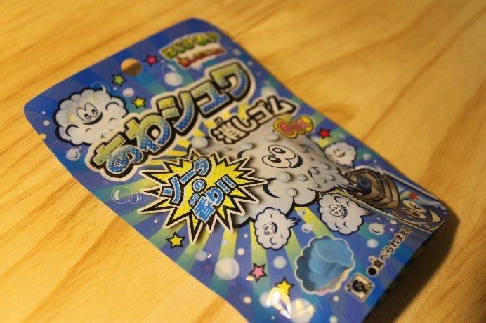 (I LOVE樂多)日本進口 蘇打 汽水造型口味橡皮擦 糖果外包裝也可當整人商品呦