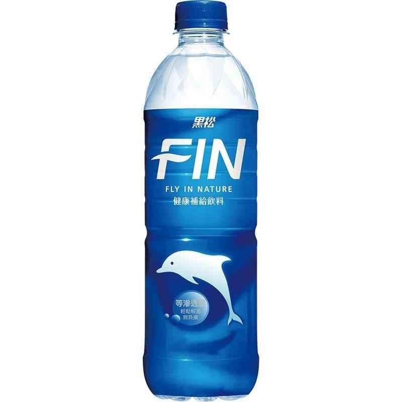 黑松 FIN 健康補給飲料 1箱580mlX24瓶 特價420元 每瓶平均單價17.5元