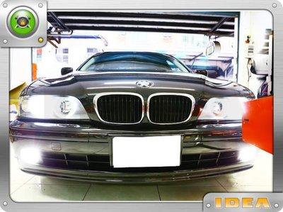 泰山美研社C636 BMW 寶馬 E39 原廠 水箱罩