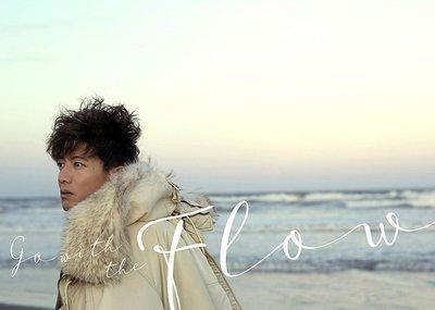 代購 航空版 SMAP 木村拓哉 Go with the Flow 初回限定盤A CD+豪華寫真冊 日本版 CD