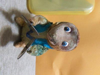 日本 貼皮玩具猴5