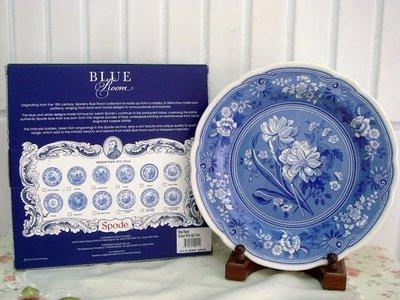 ~蘇菲亞精品傢飾~ 英國原裝進口百年品牌餐盤點心盤壁飾掛盤/特價中