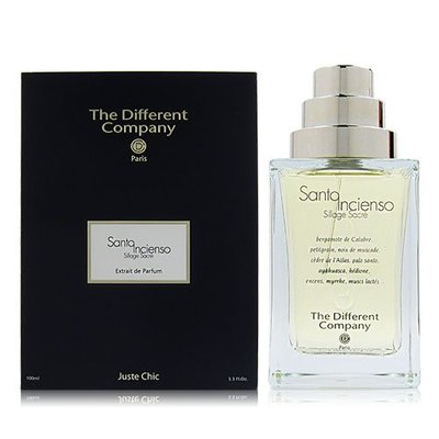 The Different Company Santo Incienso EDP 神聖光環淡香精 100ml