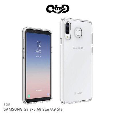 --庫米--QinD SAMSUNG A8 Star/A9 Star 雙料保護套 PC+TPU 背殼 保護殼 手機殼