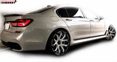BMW 七系 G11 G12 AC款 碳纖維 carbon尾翼       商品內容      NT 11000 素材