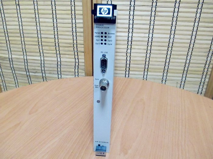 康榮科技二手儀器HP/Agilent E1485A/AN2 Digital Signal Processor VXI