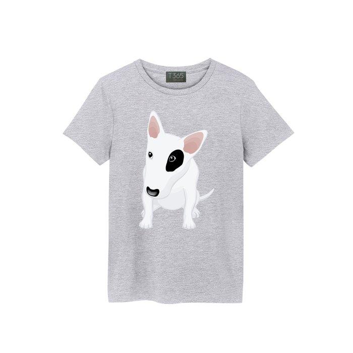 T365 賤狗 牛頭梗 T恤 男女皆可穿 多色同款可選 短T 素T 素踢 TEE 短袖 上衣 棉T