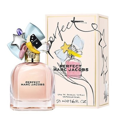 ☆MOMO小屋☆ Marc Jacobs Perfect 完美女人淡香精 50ml