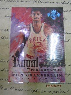 新賣家~14/15~Wilt Chamberlain /25~COURT KINGS~油畫~Roqal~超低限量/25~