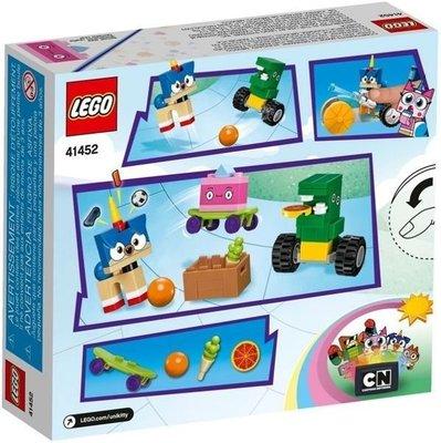 土爹玩具 2018 LEGO 41452樂高積木 Unikitty 獨角獸系列 Prince Puppycorn