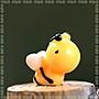 巧逸趣※小蜜蜂(單入)@Zoo動物園 公仔 多肉組盆微景觀造景 展場櫥窗婚禮民宿佈置 耳環飾品配件