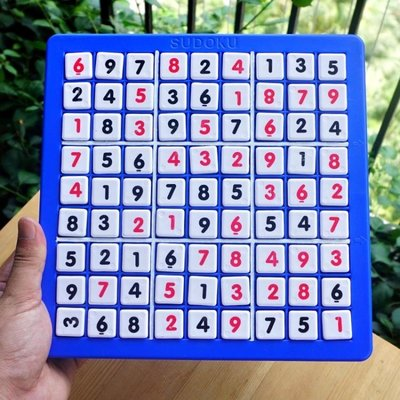 數獨游戲棋九宮格 數字游戲 兒童親子益智玩具