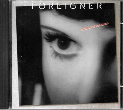 外國人合唱團Foreigner / Inside Information